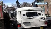 Three terror attack rocks Jammu & Kashmir
