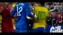 Best Football Fights -u0026 Angry Moments ● CR7 ● Lionel Messi ● Neymar ● Mexes -u0026 Others --HD--