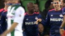 0-1 Jetro Willems Goal Holland  Eredivisie - 05.03.2016, FC Groningen 0-1 PSV Eindhoven