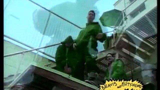Beavis & Butthead / Beastie Boys - Pass The Mic