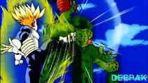 DBZ Future Trunks Vs Cell [Hindi Dubbed]