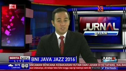 Crowd Filled 11 Stages on Java Jazz 2016