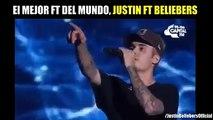 Justin Bieber ft Beliebers -  Love yourself
