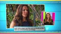Suelta La Sopa | Lydia Cacho asegura que Kate del castillo escribe un libro | Entretenimiento