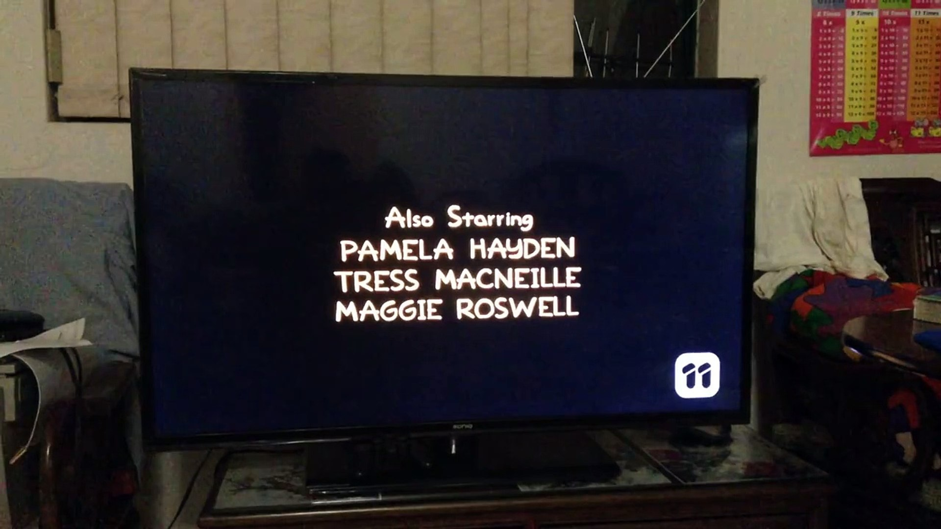 The Simpsons closing credits