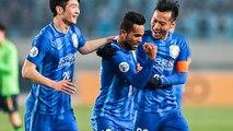 Chine : le golazo d'Alex Teixeira avec Jiangsu