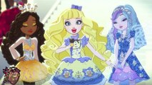 Ever After High Dragon Games Powerful Princesses and their Dragons