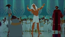 The Prince of Egypt - Moses requests the Hebrews' release HD
