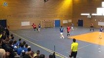 Coupe Nationale Futsal : Amateur Lyon Fidesien - UJS Furian (5-3)