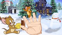 Tom And Jerry Finger Family | Tom An` Jerry Finger Family Songs | Funny Finger Family | Pe