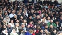 Burdur' da Kulüpler Arası Halk Oyunları Yarışması
