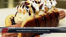 Arizona Diamondbacks offering Churro Dog MLB 2015