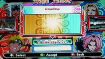 Naruto Shippuden CONR3: ~Request~: Jiraiya & Naruto vs Tsunade & Sakura