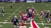 Football-NFL-Madden 25-AFC Championship Game-Patriots Vs. Chiefs-Madden NFL 25 Xbox One