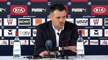 Girondins de Bordeaux 1-1 Gazélec Ajaccio : les réactions de W. Sagnol & T. Laurey