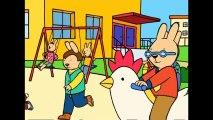 Milo - La belle Agathe S01EP09 | Dessin animé pour les enfants  Dessins Animés Pour Enfants