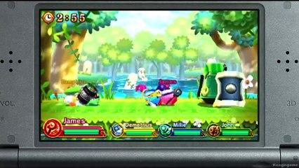 Reveal Gameplay - Nintendo Direct de Kirby : Planet Robobot