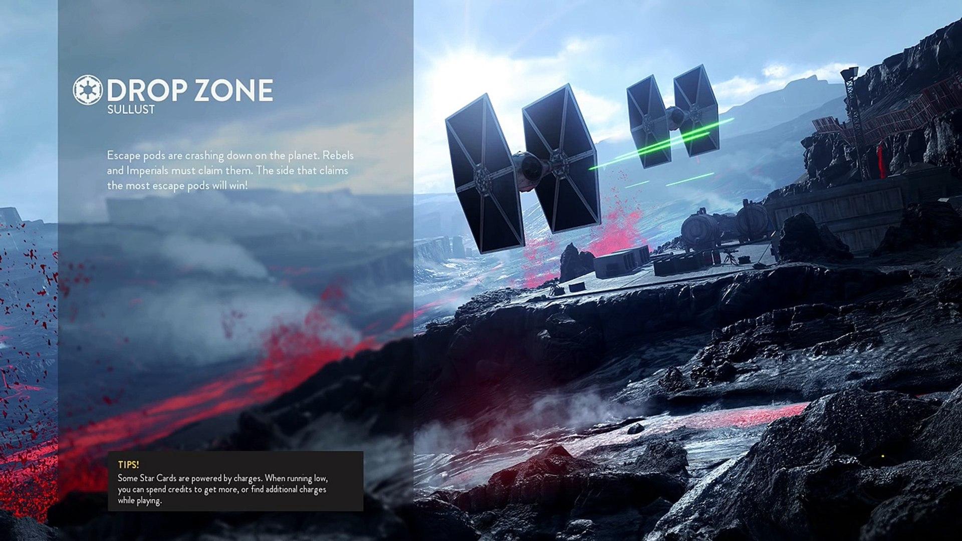 Star Wars: Battlefront BETA Die erste Runde Lets Play PS4 Deutsch HD
