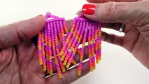 Gel-a-Peel NEON Kit * Gel Pizza Jewelry * Gel Earrings * Gel Bracelets * DCTC