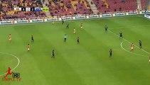 Yasin Oztekin Goal - Galatasaray 1 - 2 Basaksehir - 06-03-2016