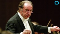 Famous Austrian Conductor Nikolaus Harnoncourt Has Died at 86