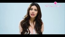 Public Service Message by Mahira Khan – Shaukat Khanum Breast Cancer Awareness Campaign 2015