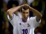 Foot Zinédine Zidane - Ses Plus Beaux Buts