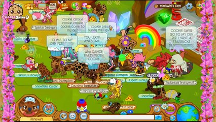 Giant Surprise Ball of Animal Jam Online Game Toys - Princess Castle