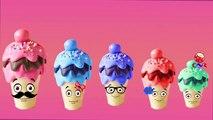 Finger Family Nursery Rhymes for Children Cake Pops Cartoon | Finger Family Children Nurse