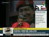Gonsalvez: Recuerdo a Chávez como una extraordinaria fuerza de vida