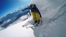 GoPro Line of the Winter- Nicolas Falquet - Switzerland 4.14.15 - Snow
