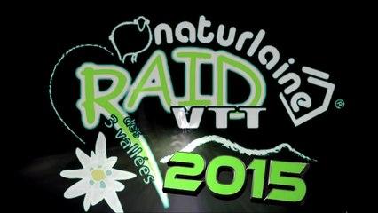 Raid VTT des 3 vallées 2015 par la SVS 1/3