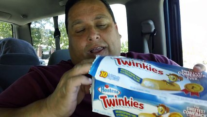 Twinkies...Theyre Baaaçkkk!! - REVIEW