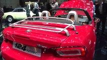 Geneva 2016_ Fiat Tipo, 124 Abarth and Fiat Fullback premiere