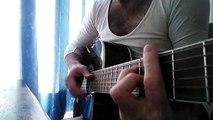 Ebi Pichak guitar cover اجرای اهنگ پیچک ابی