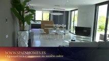 Новая недвижимость в Испании, умный дом в Sierra Cortina, Бенидорм