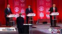 Donald Trump and Jeb Bush Argue About George W. Bush, Iraq, an... (News World)