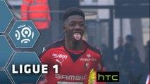 But Ousmane DEMBELE (1ème) / Stade Rennais FC - FC Nantes - (4-1) - (SRFC-FCN) / 2015-16