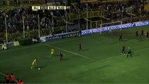 Lo tuvo el local. Olimpo 0 - San Lorenzo 0. Fecha 3. Primera División 2015.