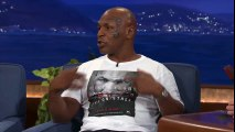 Mike Tyson Does Dumb S*** When He's High - CONAN on TBS  Historical Boxing Matches