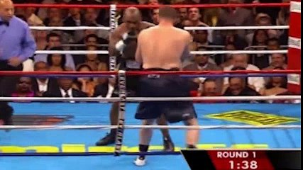 Kevin McBride vs Mike Tyson (Highlights)  Historical Boxing Matches