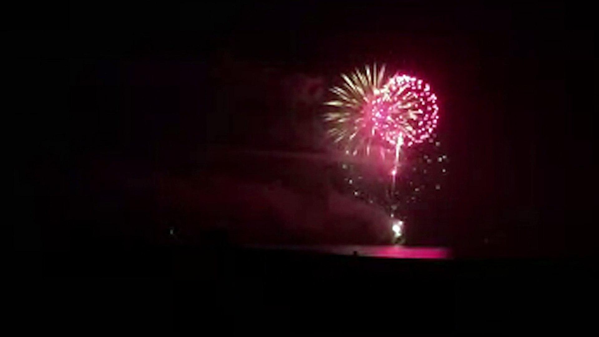 Khloe Kardashian & James Harden -- Set Off HUGE Fireworks ... Jolts Thousands of Sleeping Reside