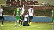 Veja os gols de Palmeira 0x2 ABC - Campeonato Potiguar