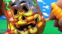 アンパンマン おもちゃ アニメ バイキンマン と オバケかぼちゃ ハロウィン おもちゃアニメ テレビ 映画 animekids アニメきっず animation anpanman Toy