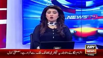 Ary News Headlines 4 March 2016 , No Invitation For MQM For My Party Said Mustafa Kamal