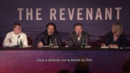 -THE REVENANT est une expérience unique-