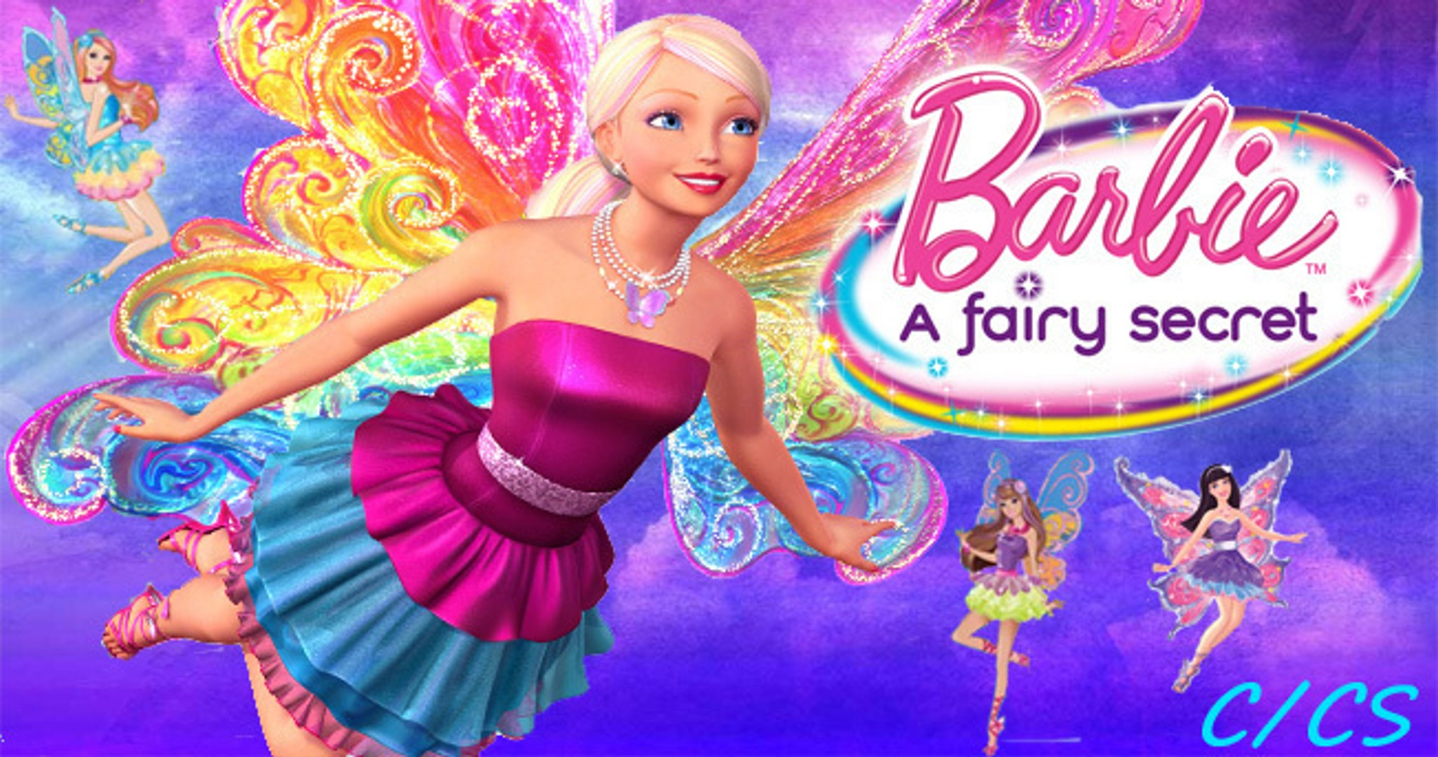 Barbie: Το Μυστικό Μιας Νεράιδας