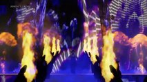 UNDERTAKER RETURNS AND SAVES SETH ROLLINS FROM LESNAR! (WWE BATTLEGROUND 2015)