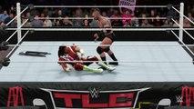 WWE 2K16 macho man randy savage v randy orton