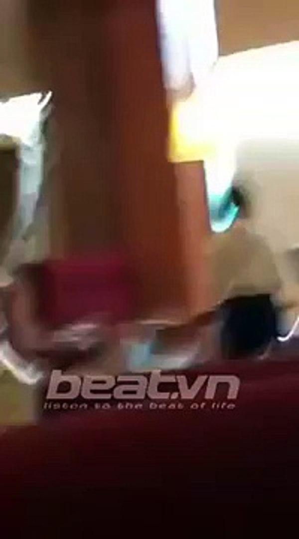 Hot girl phồng mồm ăn quỵt Bella đang có mặt ở Vincom Bà Triệu